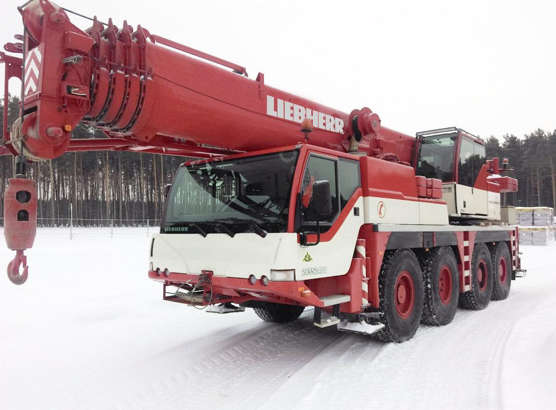 LIEBHERR LTM 1060-2 / 60 t